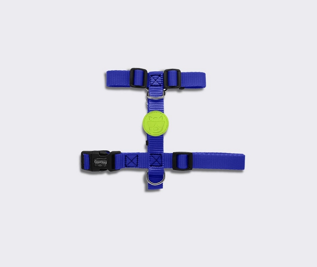 Peitoral H Azul CoolDog
