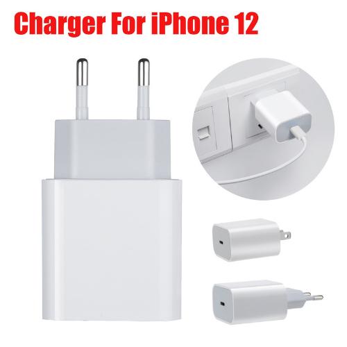 Carregador USB-C 18W Power Adapter  - Baratinho Online