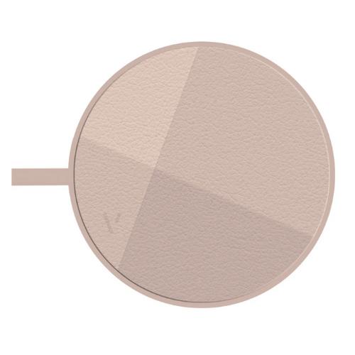Carregador Wireless 10w Rosa  - Baratinho Online