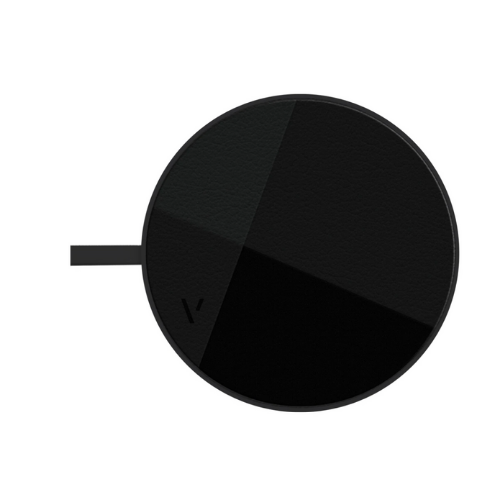 Carregador Wireless por indução 10w Preto  - Baratinho Online