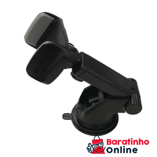 Suporte Universal Veicular Ventosa C Adesivo  - Baratinho Online