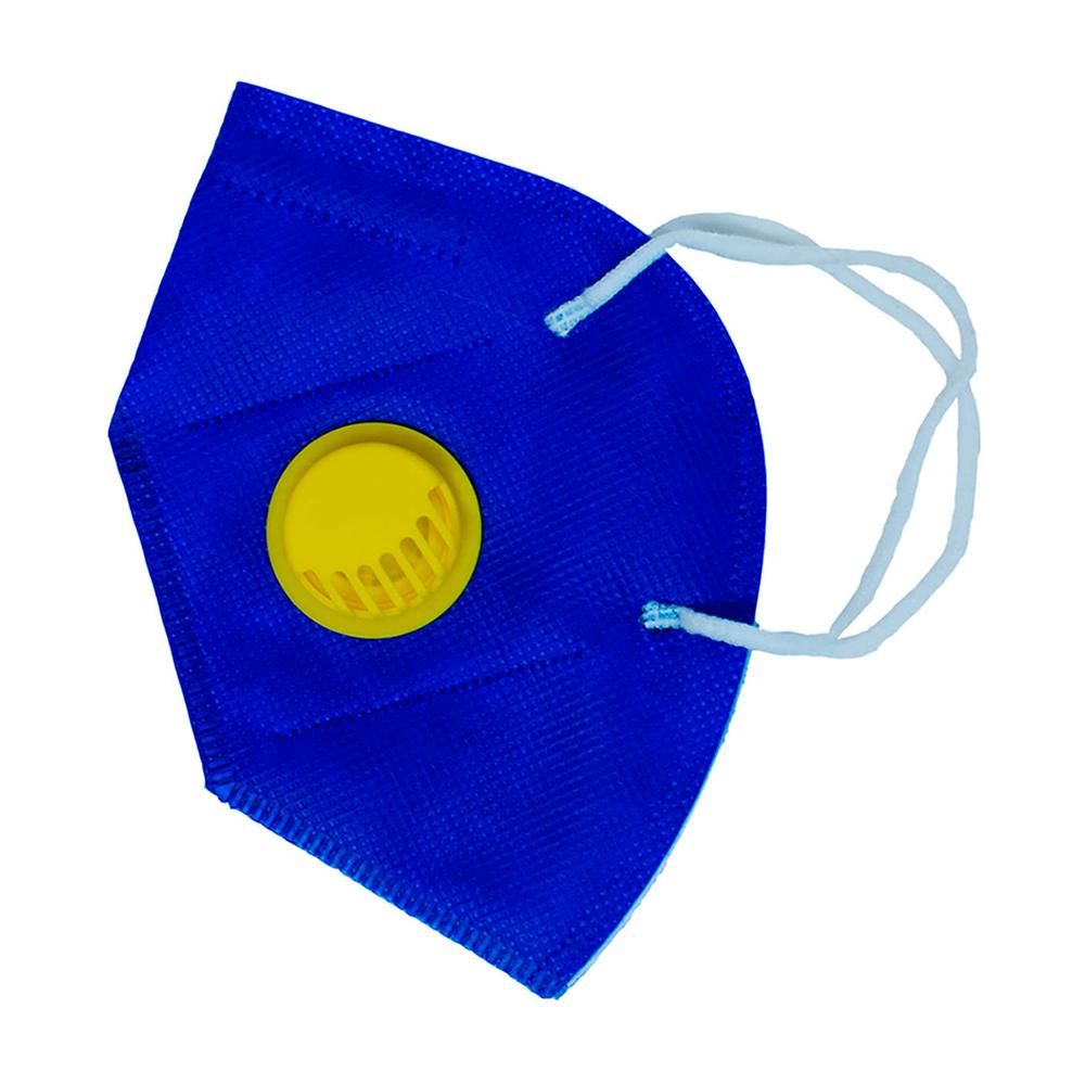 Respirador / Máscara Descartável Super Safety PFF2 com Válvula