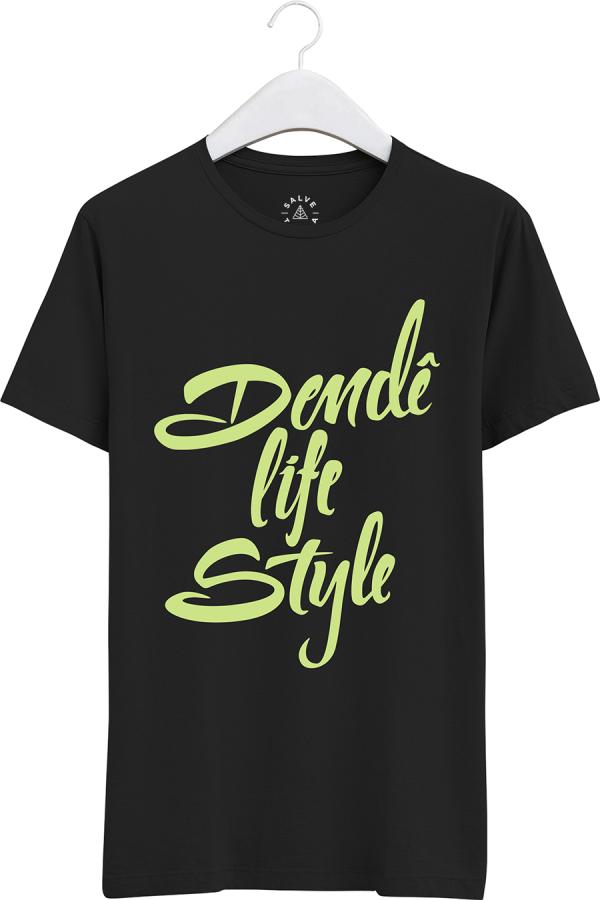 Camiseta Masculina Dendê Life Style
