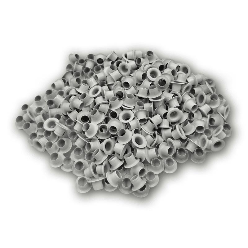 (1000un) Ilhós Branco Ref.51