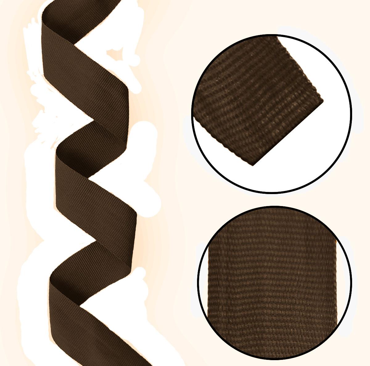 Alça Gorgurão (Tela) 20mm x 37 cm - Cortada S/ Acetato (100 unidades)