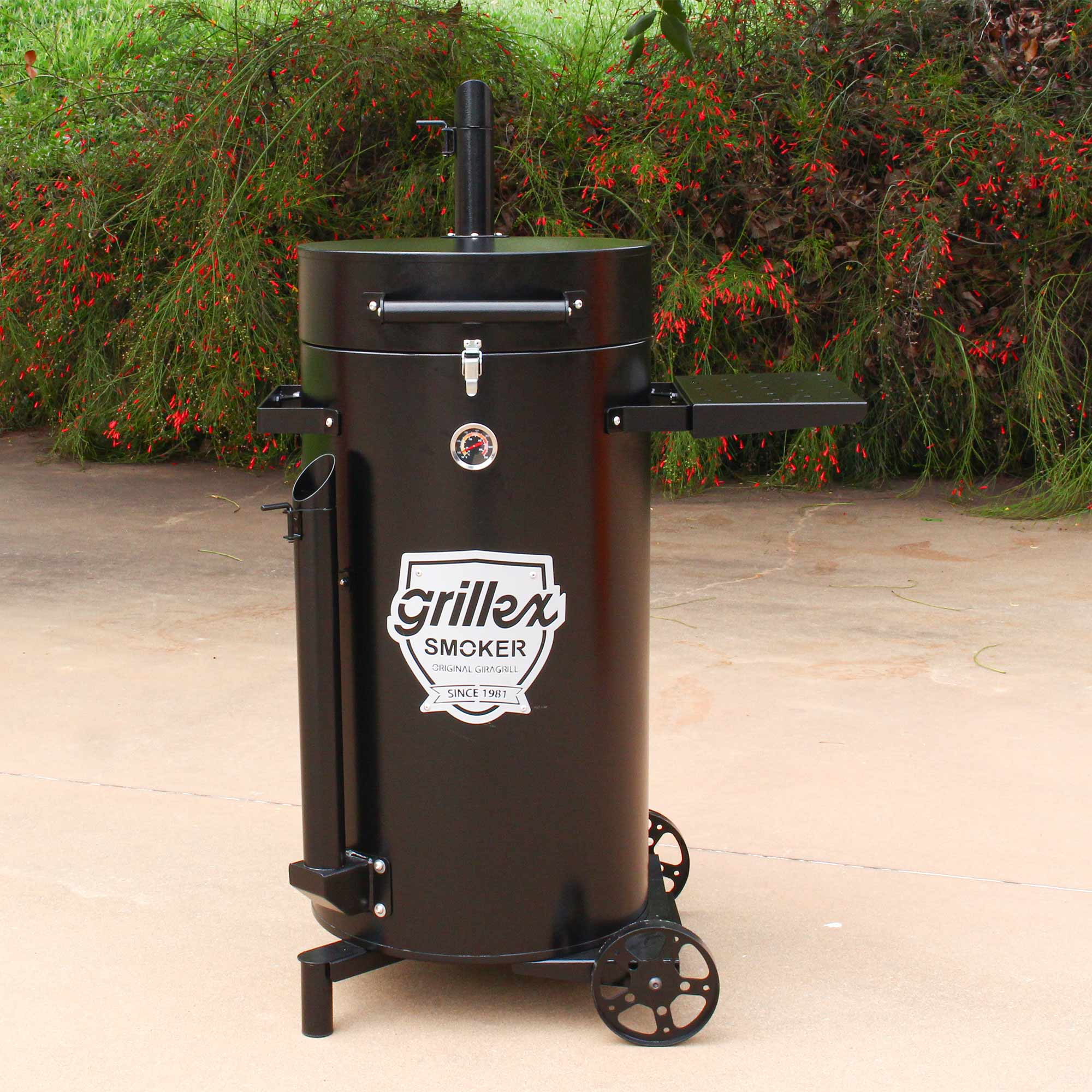 Churrasqueira Grillex Drum Smoker