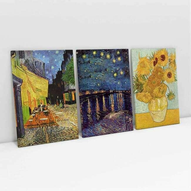 Quadro Canvas Van Gogh