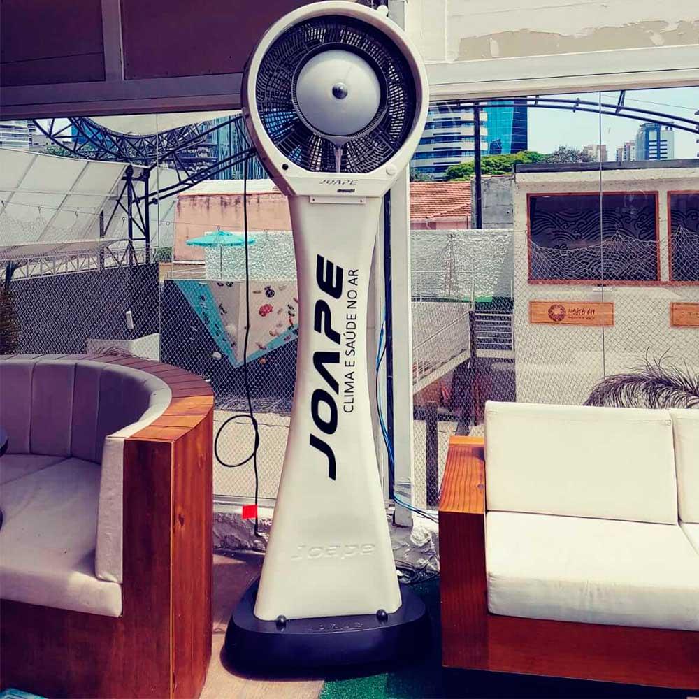 Ventilador Climatizador Joape Guarujá