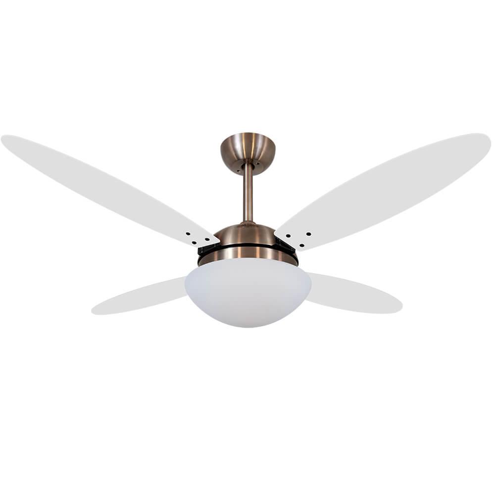 Ventilador Teto Volare Bronze Lanai 127v