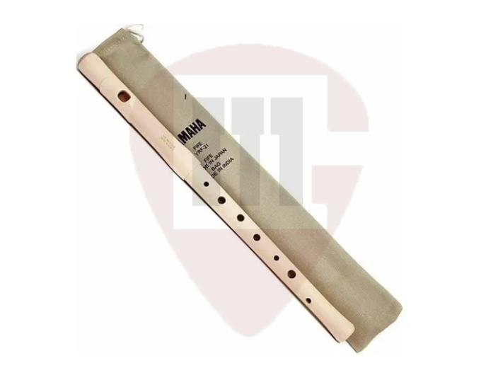 Flauta Doce Yamaha Pífaro Yrf-21