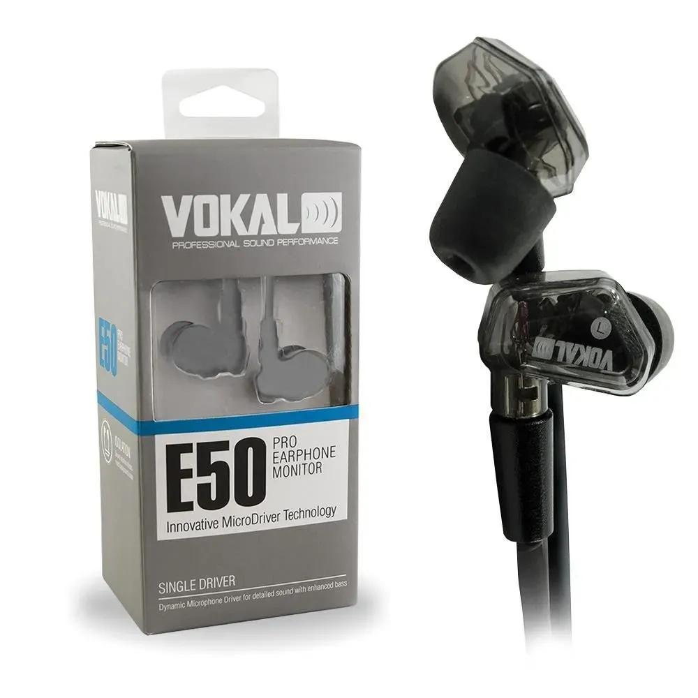 Fone De Ouvido In Ear Profissional E50 Pro