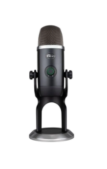 Microfone Condensador Usb Blue Yeti X