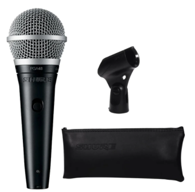 Microfone Shure PGA48