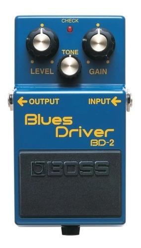 Pedal Boss Blues Drive - Bd 2
