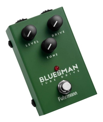 Pedal Fuhrmann Bluesman Tube Drive Td20