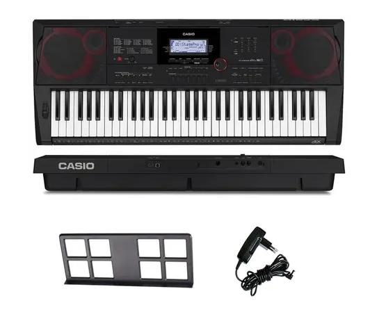 Teclado Casio CTX3000 Arranjador Musical 5/8 Preto