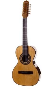 Viola Cinturada Acústica Rozini RV154.AC.N.E  Natural Brilho