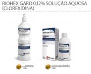Enxaguante Bucal Antisséptico (Clorexidina Digliconato) 0,12% Sabor Hortelã - Rioquímica