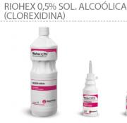 CLOREXIDINA ALCOOLICA