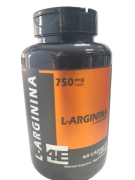 L-ARGININA 750MG C/60 CAPS