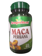 MACA PERUANA 550MG C/60 CAPS