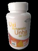 UXI AMARELO C/ UNHA DE GATO 500MG C/60 CAPS