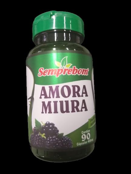 AMORA MIURA 400 MG C/90 CAPS