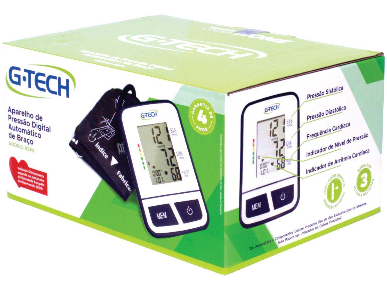 Aparelho de Pressão Digital Automático de Braço BSPII - Premium