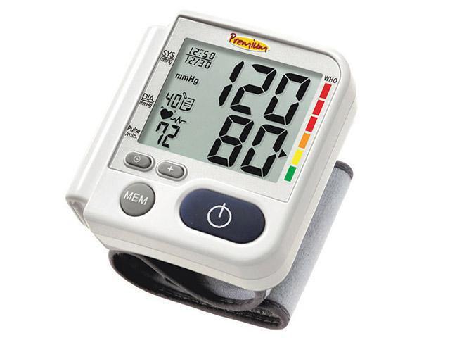 Aparelho de Pressão Digital Automático de Pulso LP 200 - Premium