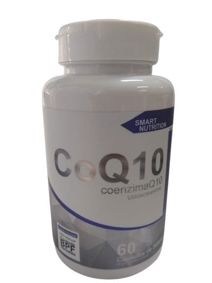 COENZIMA Q10 ( COQ10 UBIDECARENONA) 500MG C/60 CAPS