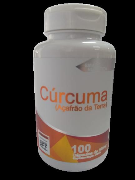 CURCUMA (ACAFRAO DA TERRA) 500MG C/100 CAPS
