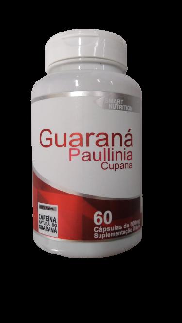 GUARANA (PAULLINIA CUPANA) 500MG C/60 CAPS