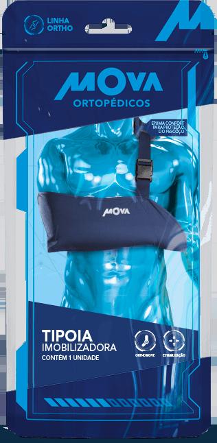 Tipoia Imobilizadora Azul - MOVA