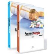 Farmacoterapia: Guia Terapêutico de Doenças mais Prevalentes. 2 volumes, 2018