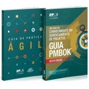 Guia do Conhecimento em Gerenciamento de Projetos (Guia PMBOK®) 6ª edição incluso Guia Ágil