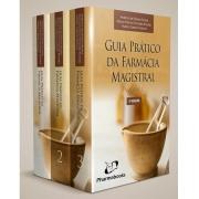 Guia Prático da Farmácia Magistral 5ª edição em 3 volumes