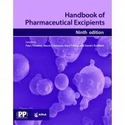 Handbook of Pharmaceutical Excipients 9ª edição 2020
