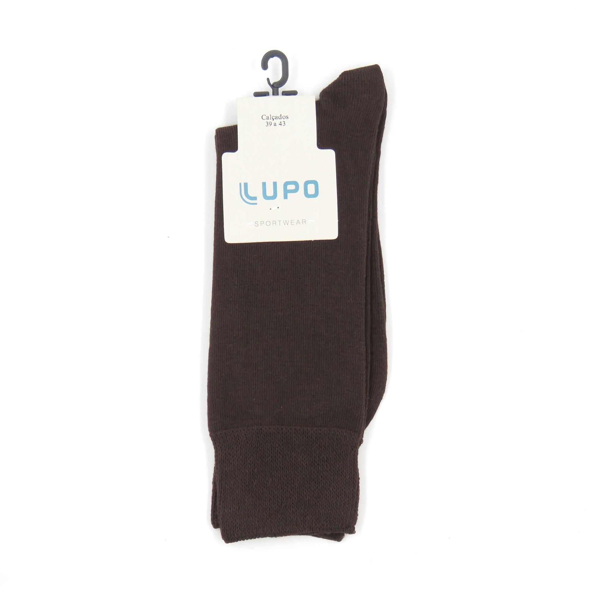 Meia Lupo Sportwear Masculina