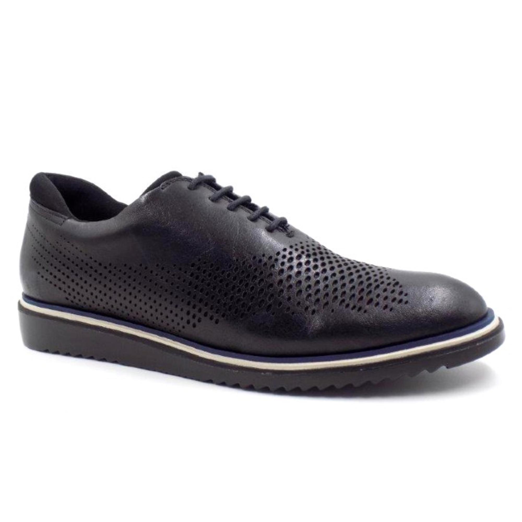 Sapato Casual Couro Sola Borracha 606033