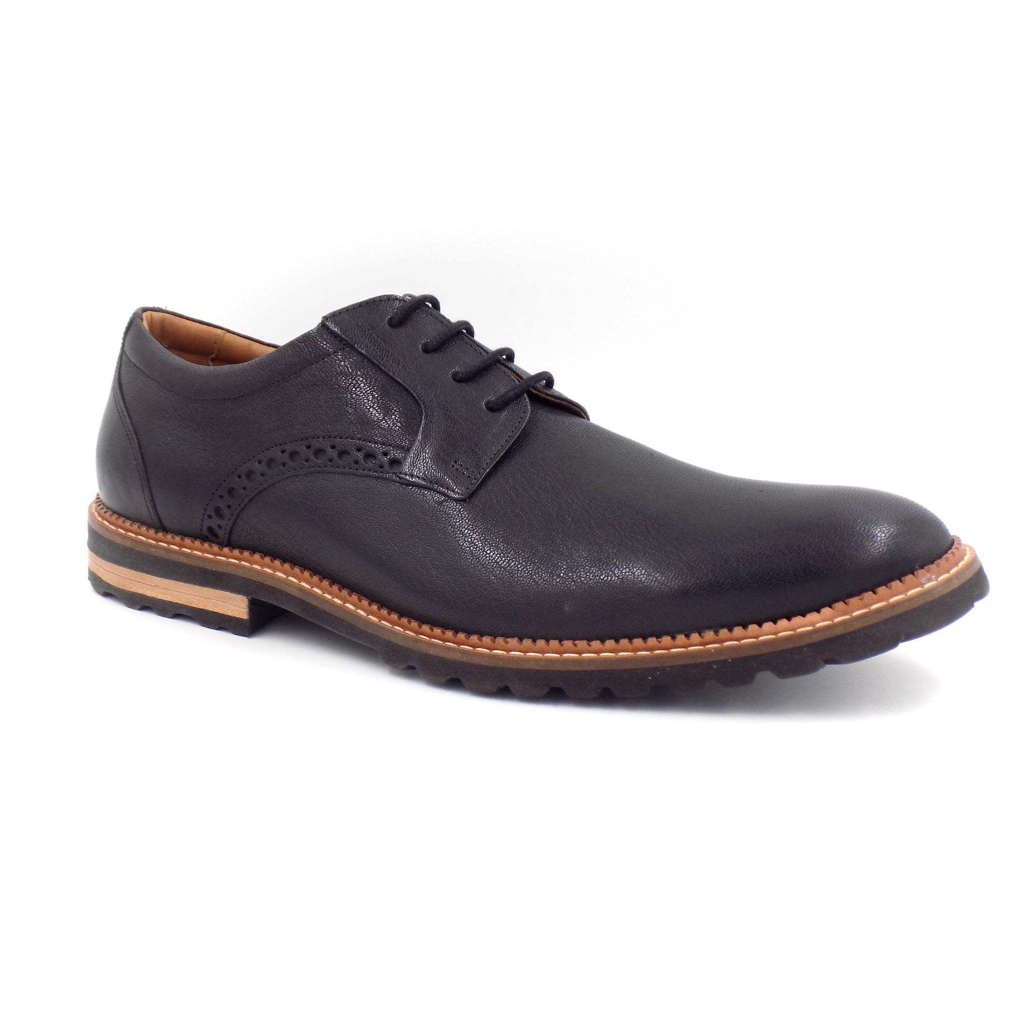 Sapato Casual Sola Tratorada