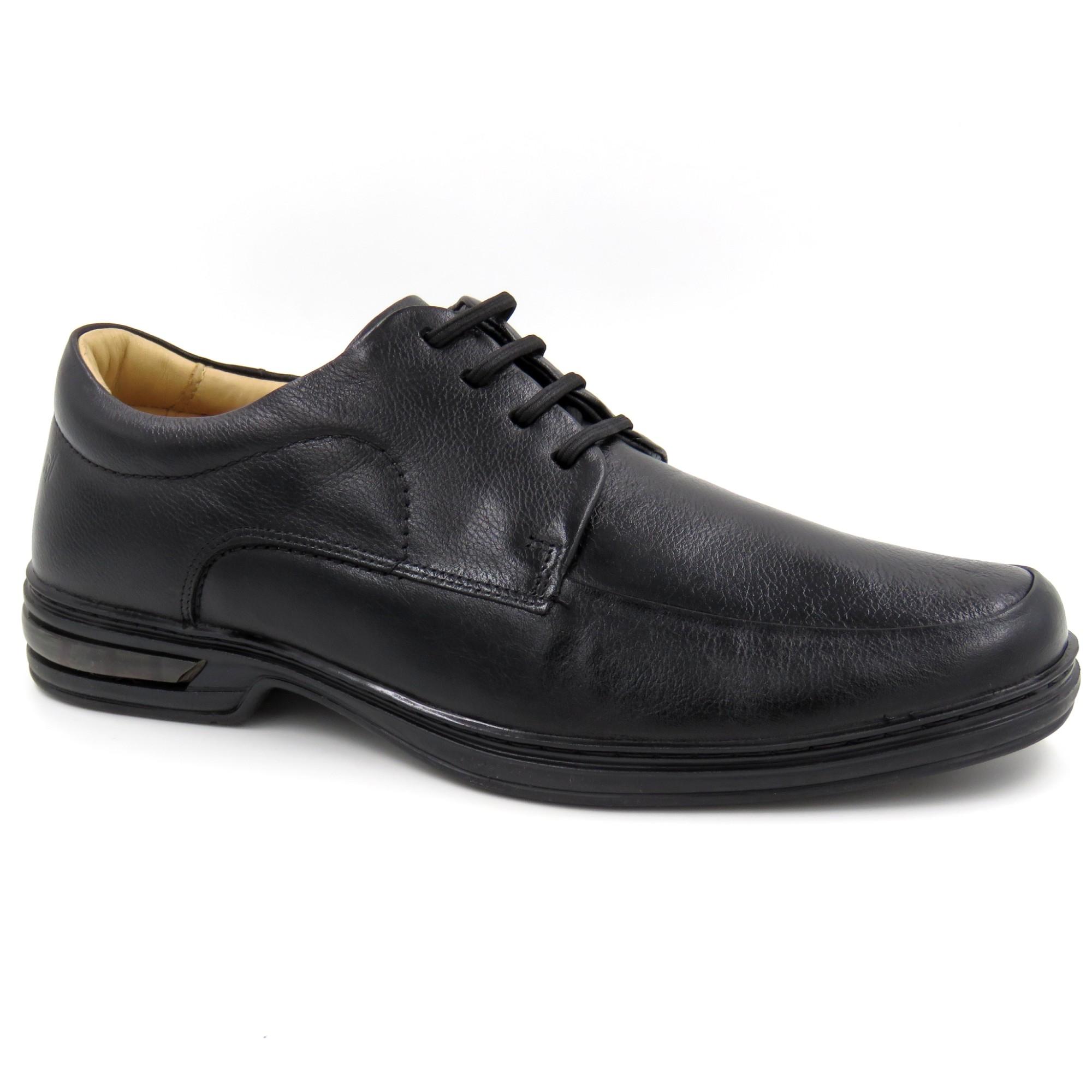 Sapato Duo Air Cadarço Elástico 39007