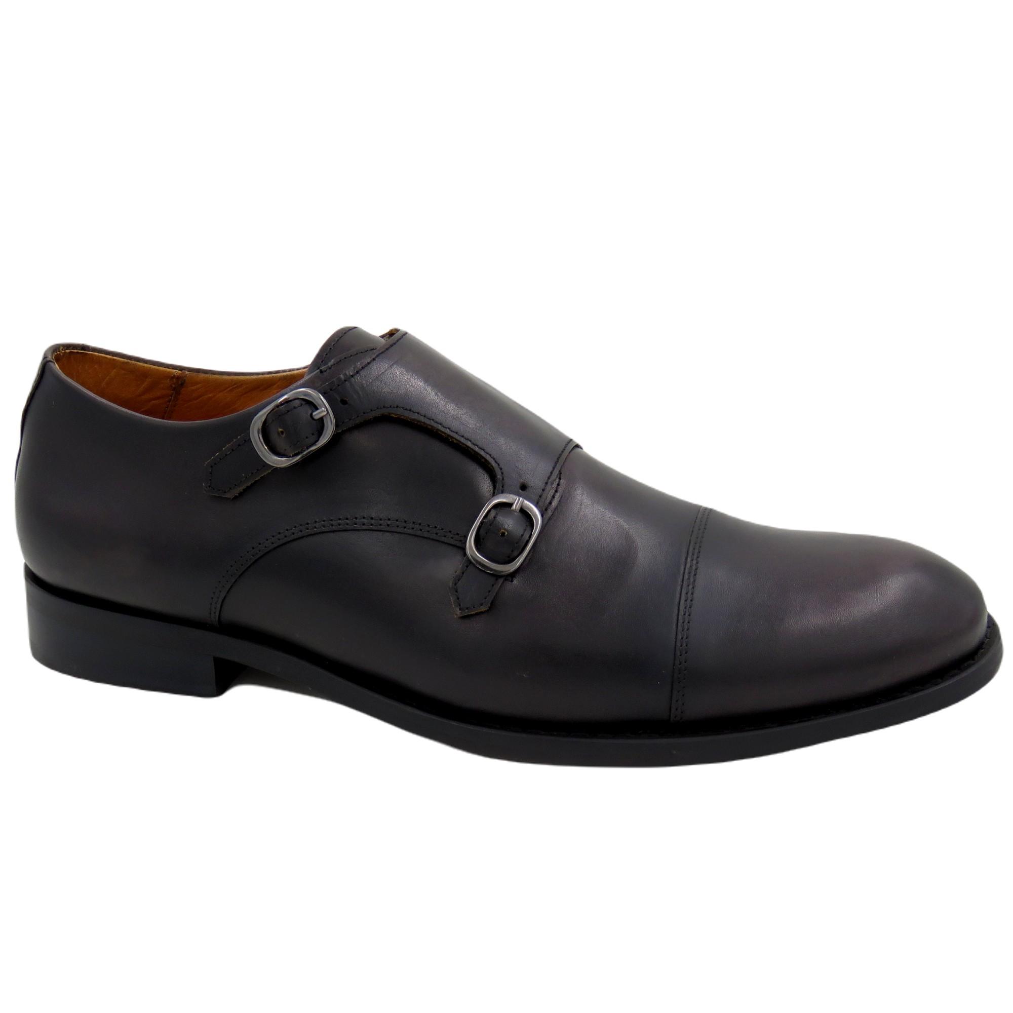Sapato Social Calçar Sola Couro 0618