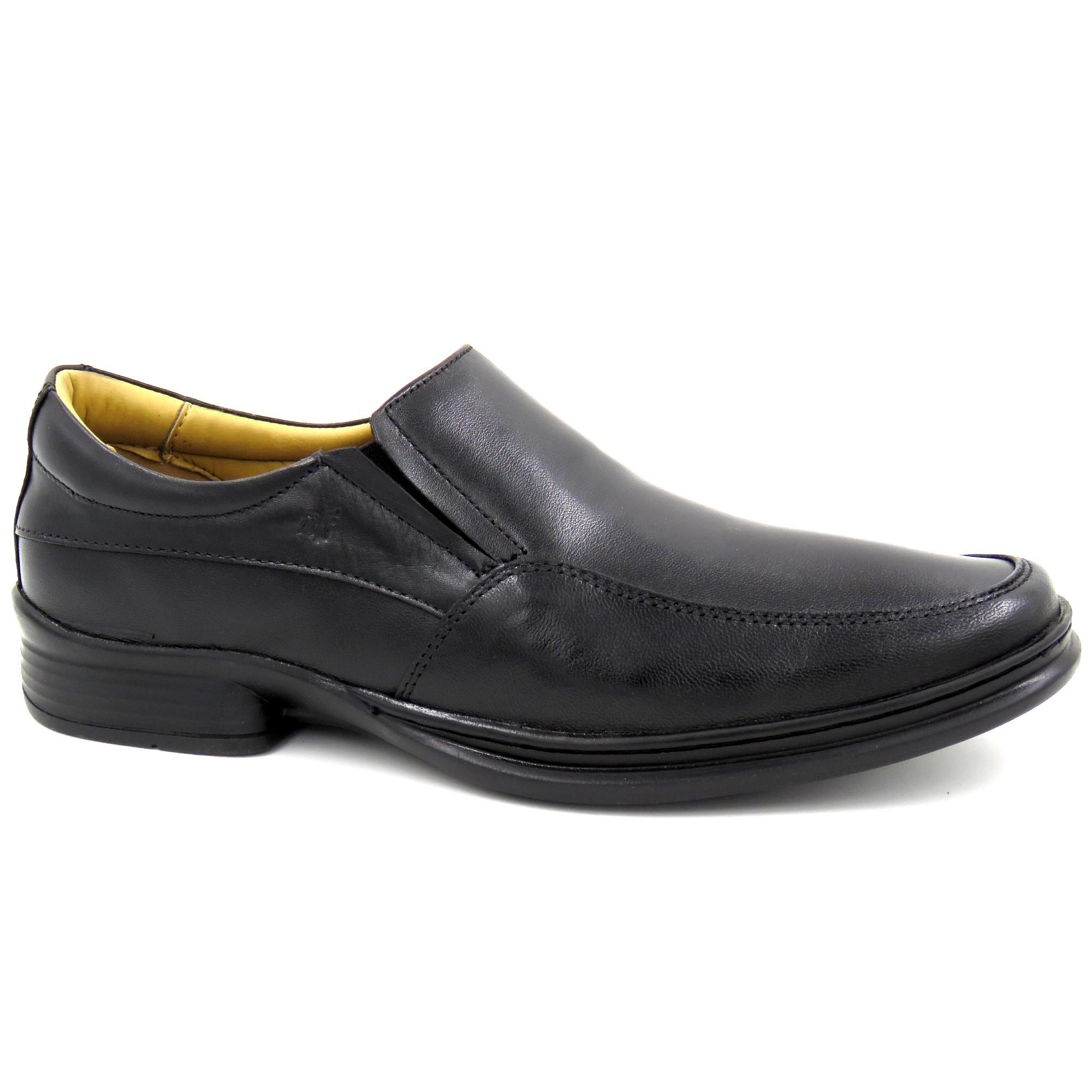 Sapato Soft Confort Calçar Couro Rafarillo 9216