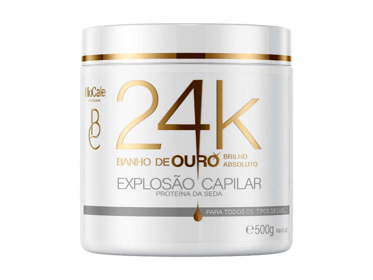 Biocale - 24K Banho de Ouro Brilho Absoluto - 500g