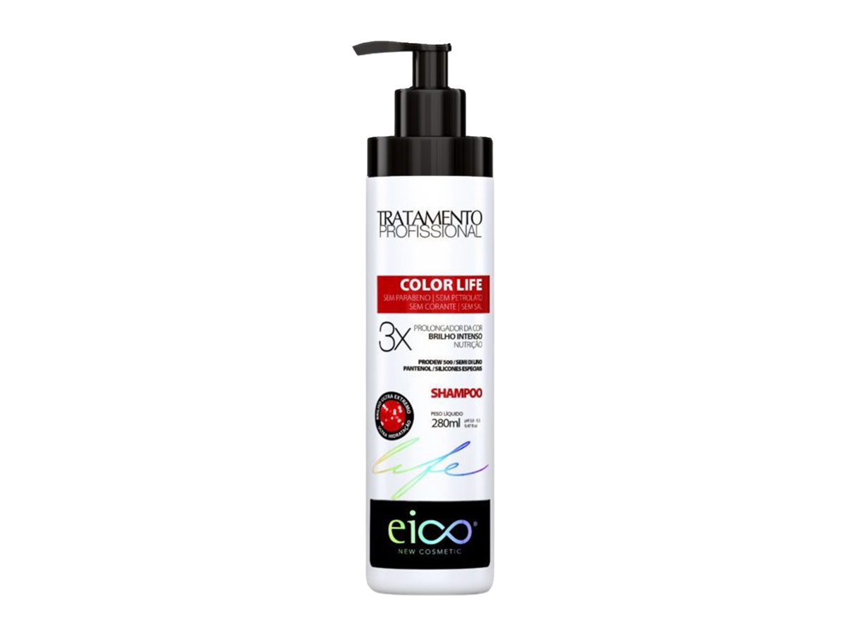 Eico Color Life Shampoo 280ml