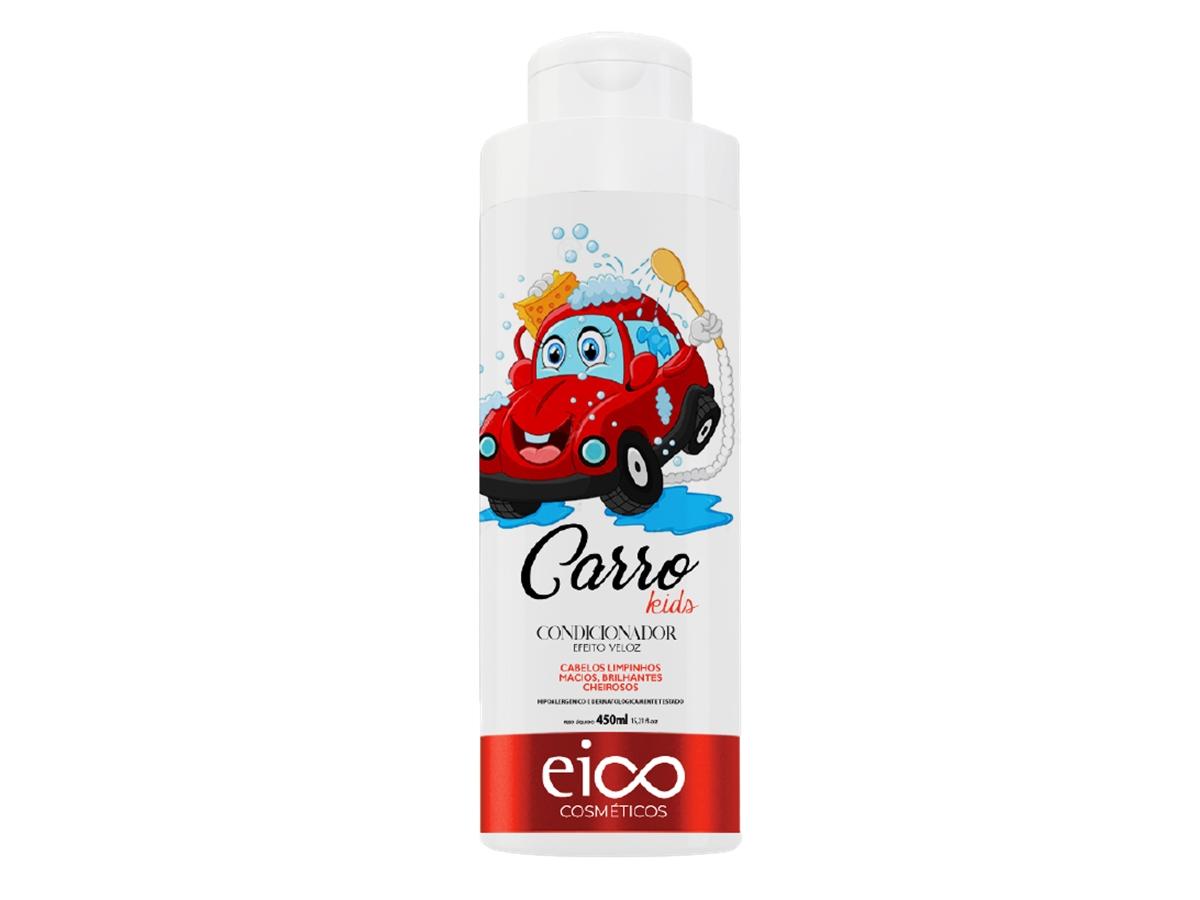 Eico Condicionador Infantil Carro 450ml