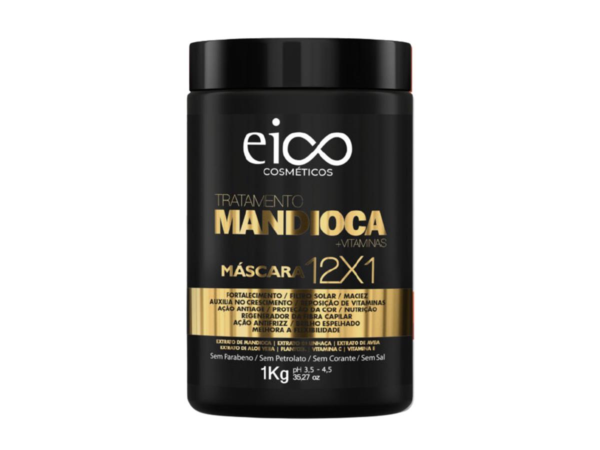 Eico Mandioca Máscara Tratamento 1kg
