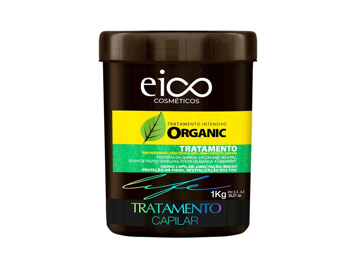 Eico Organic Máscara Tratamento 1kg