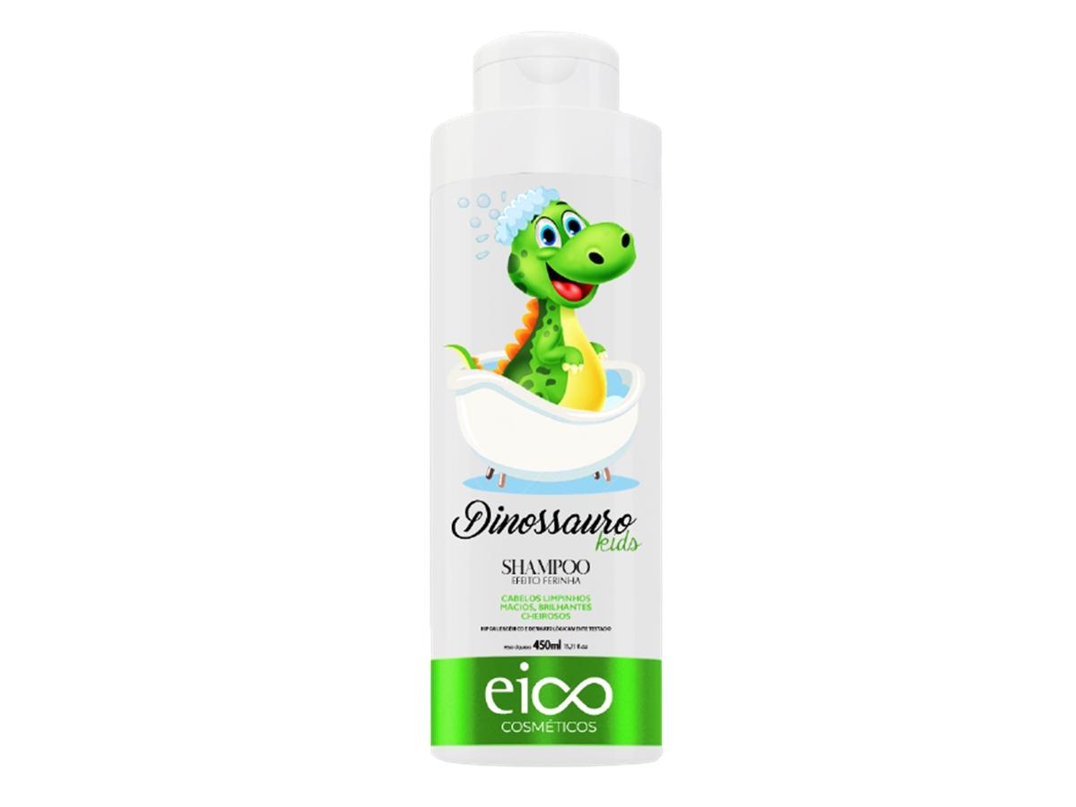 Eico Shampoo Infantil Dinossauro 450ml