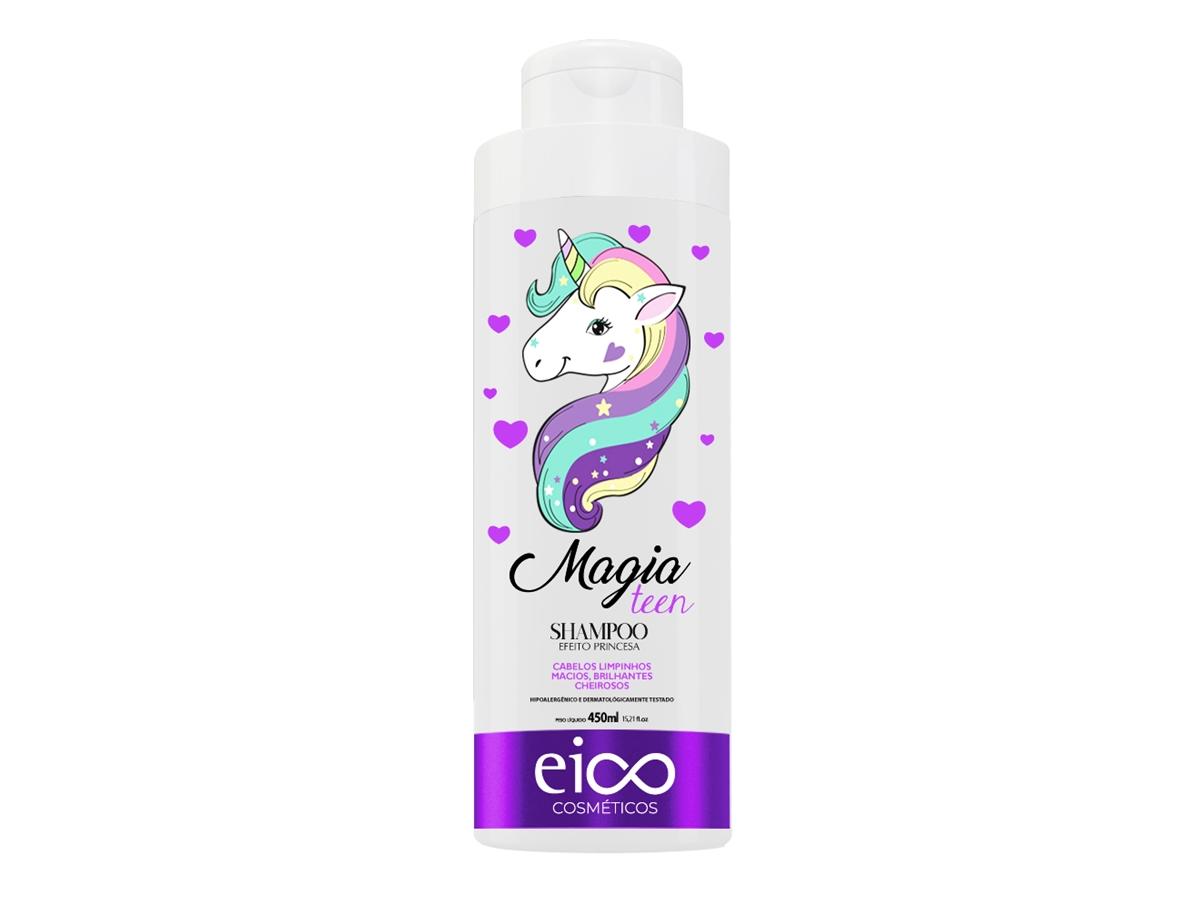 Eico Shampoo Infantil Magia 450ml